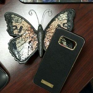 Kate Spade NY Saffiano Leather Black Case